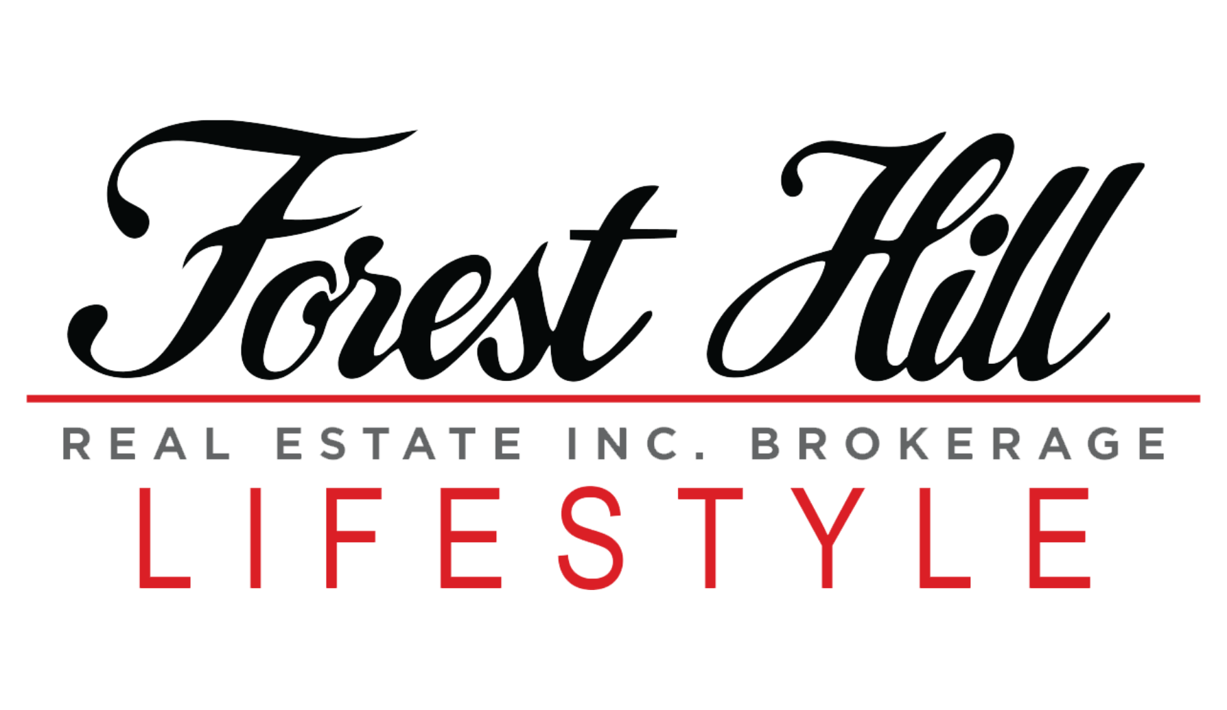 Forest Hill Lifestyle Real Estate Brokerage logo