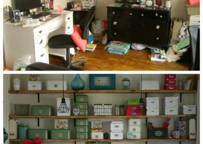 Workspace chaos, transformed into a productivity palace!