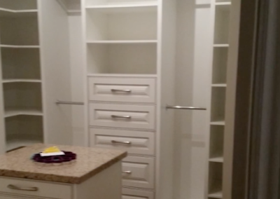 From builder basic to a master closet oasis (video)
