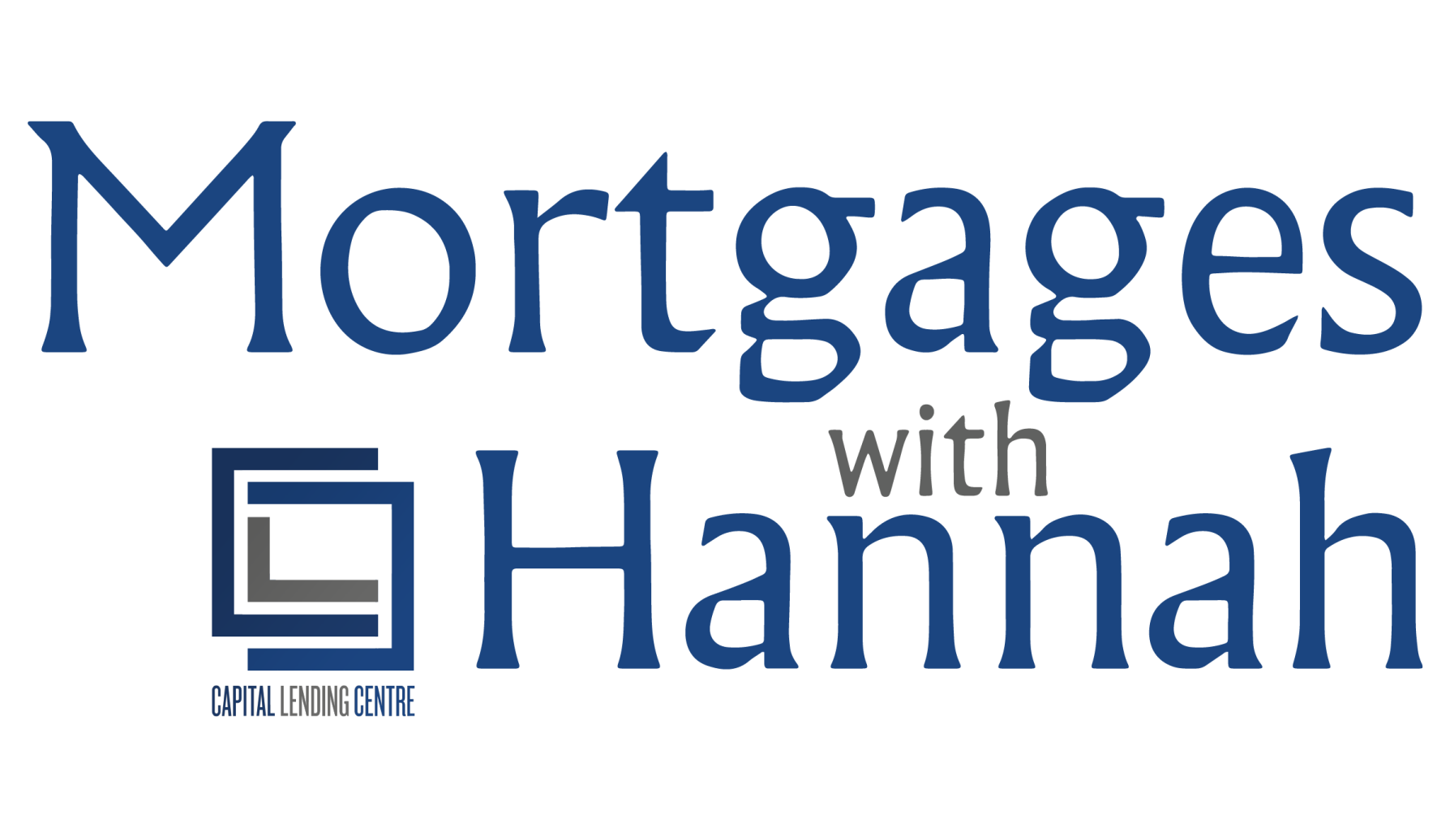 Mortgages with Hannah logo