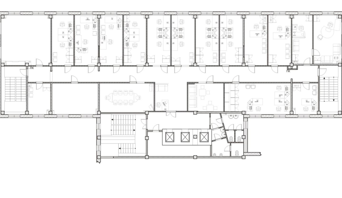 Office & Commercial Space Planning
