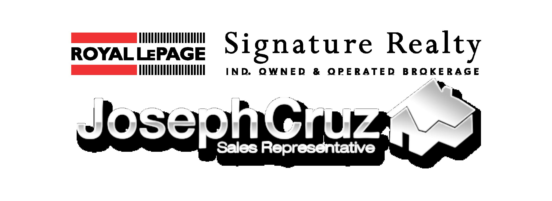 Joseph Cruz Realtor Logo