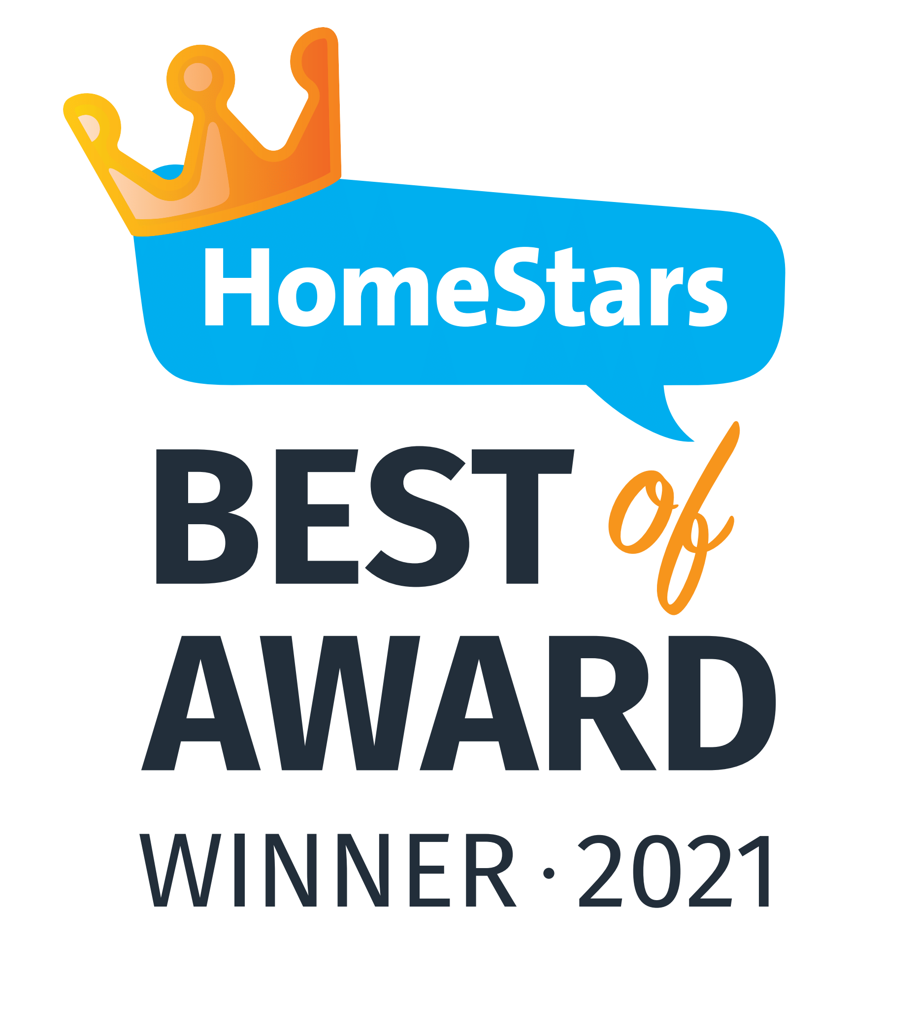Homestars Best of Award 2021